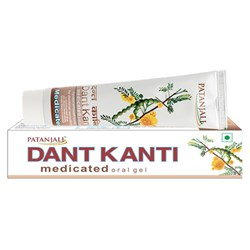 Picture of Patanjali Oral Gel Tooth Paste 100gm