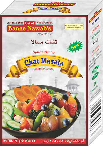 Picture of Banne Nawab's Chat Masala 54gm