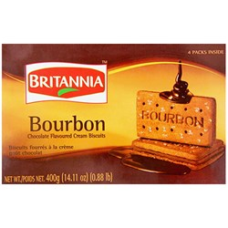 Picture of Britannia Bourbon 400gm