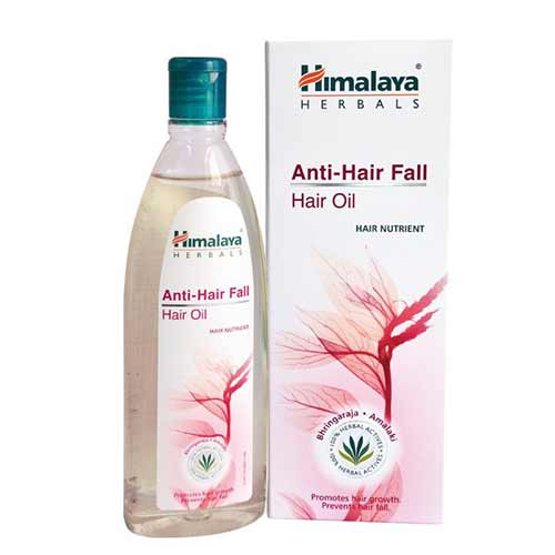 Picture of Himalaya AF Hair Oil 100mL
