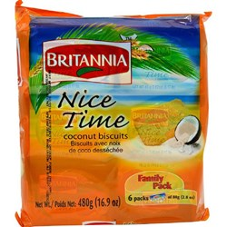 Picture of Britannia Nice Time 480gm