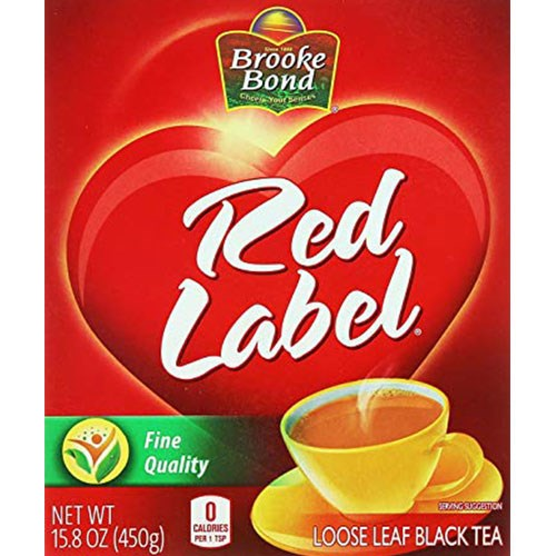 Picture of Red Label Loose Tea 450gm