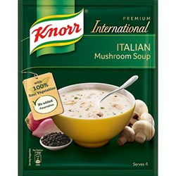 Picture of Knorr Italian Mushroom Soup Mix 48gm