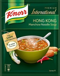 Picture of Knorr Hong Kong Manchow Noodle Soup Mix 46gm