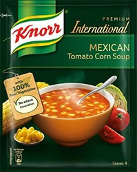 Picture of Knorr Mexican Tomato Corn Soup 52gm