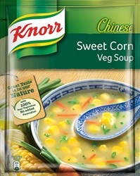 Picture of Knorr Sweet Corn Vegetable Soup 45gm