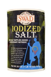 Picture of Swad Iodized Salt 26oz