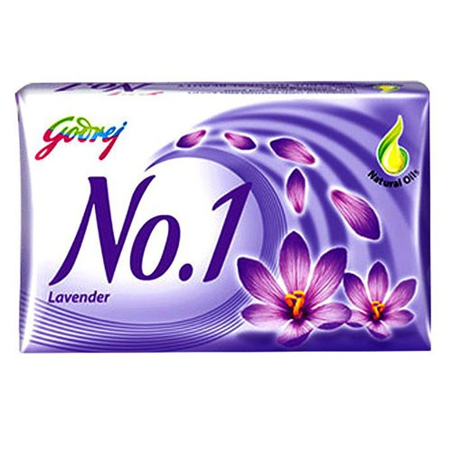 Picture of Godrej No.1 Lavender Soap 115gm