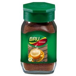 Picture of Bru Instant Coffee 100gm