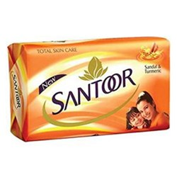 Picture of Santoor Sandal & Turmeric 100gm