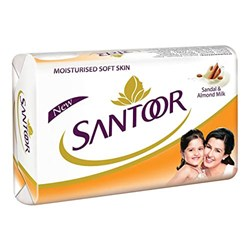 Picture of Santoor Sandal & Almond 100gm