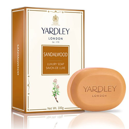 Picture of Yardley Sandalwood Soap 100gm