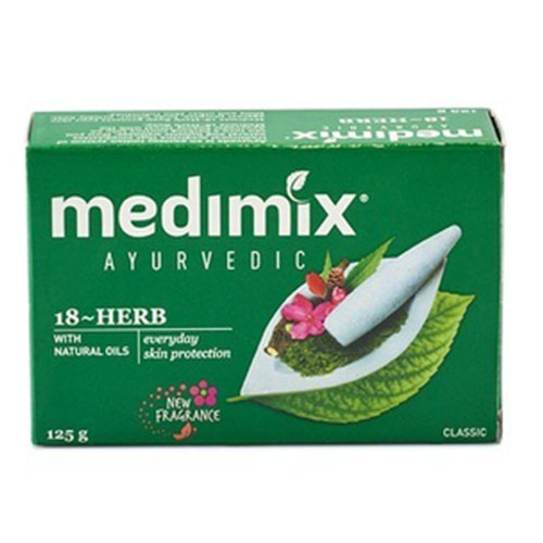 Picture of Medimix 18 Herb Soap 125gm