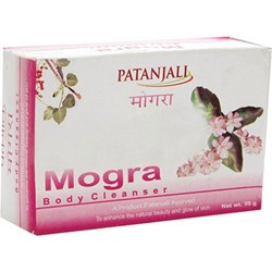 Picture of Patanjali Mogra Soap 75gm