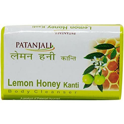 Picture of Patanjali Lemon Honey Soap 75gm