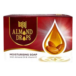 Picture of Bajaj Almond Drops Soap 125gm