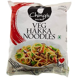 Picture of Ching's Veg Hakka Noodles 600gm