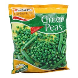 Picture of Sumeru Green Peas 1kg.