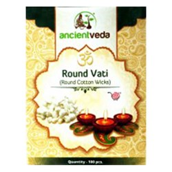 Picture of Ancient Veda Round Vati 100pc