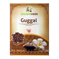 Picture of Ancient Veda Guggal 20gm