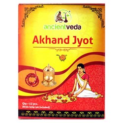 Picture of Ancient Veda Akhand Jyot 12pc