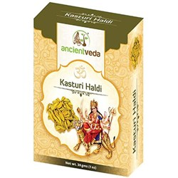 Picture of Ancient Veda Kasturi Haldi 30gm