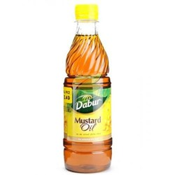Picture of Dabur Mustard Oil 1ltr