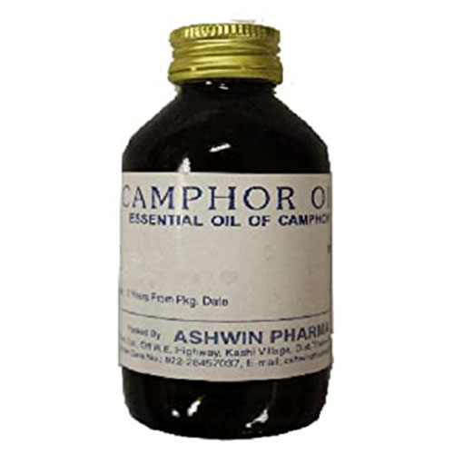 Picture of Ashwin Camphor Oil 100mL