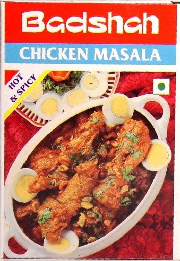 Picture of Badshah Chicken Masala 100gm