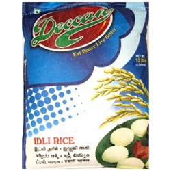 Picture of Deccan Idly Rice 10lb