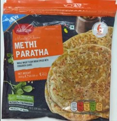 Picture of HLD methi paratha 300g
