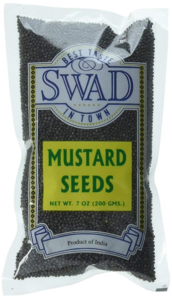 Picture of Swad Mustard Seeds 7oz