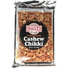 Picture of Swad cashew chiki 7oz