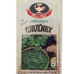 Picture of Deep Coriander Chutney 9oz
