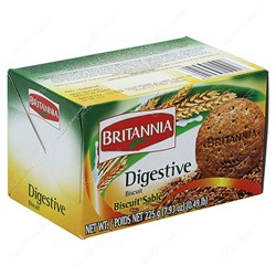 Picture of Britannia Digestive Biscuits 225gm