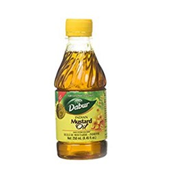 Picture of Dabur Mustard Oil 250mL