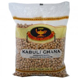 Picture of Deep Kabuli Chana 4lb.