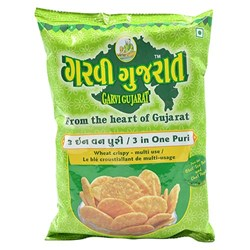 Picture of Garvi Gujarat 3 In 1 Puri 2lb