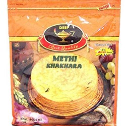 Picture of Deep Methi Khakhara 7oz