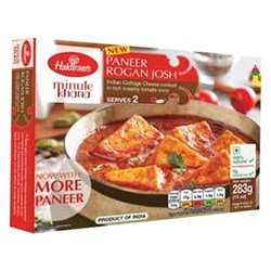 Picture of Haldiram Paneer Rogan Josh 283gm