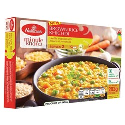 Picture of Haldiram Brown Rice Khichdi 283gm