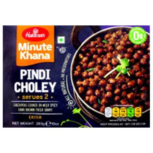 Picture of Haldiram Pindi Choley 283gm