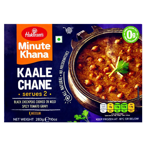 Picture of Haldiram Kaale Chane 283gm