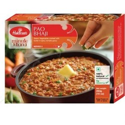 Picture of Haldiram Pav Bhaji 283gm