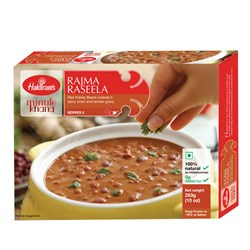 Picture of Haldiram Rajma Raseela 283gm