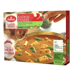 Picture of Haldiram Kadhai Paneer 10oz