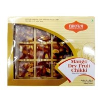Picture of Bikaji Mango Dry Fruit Chikki 250gm