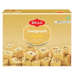 Picture of Bikaji Soan Papdi Cashew 7oz