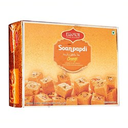 Picture of Bikaji Soan Papdi Orange 200gm