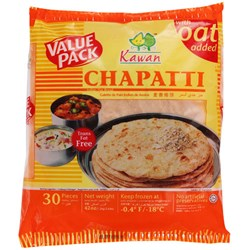 Picture of Kawan Oat Chapatti 30pc